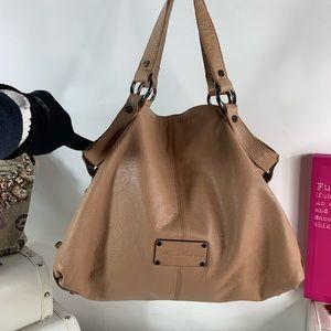 Kenneth Cole New York shoulder bag. Peachy color